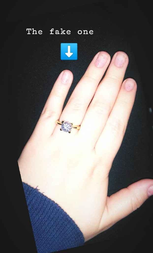 No me gusto mi anillo de compromiso!!!!:( - 1