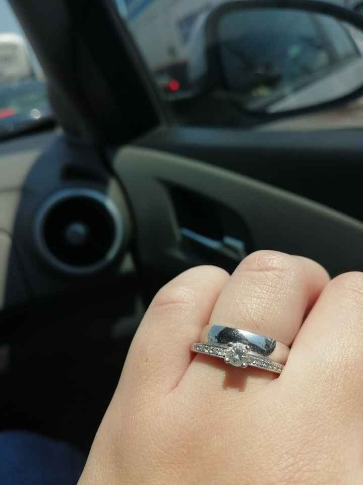 ¿Qué anillo va primero? - 1