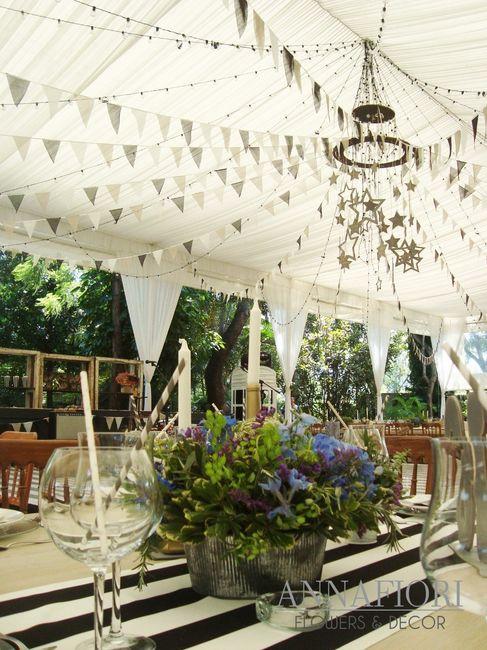 Boda tematica circo foro organizar una boda for Ambientacion para bodas