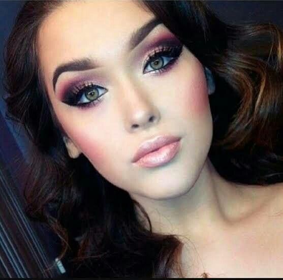 Maquillaje en tonos rosa para el gran día 1