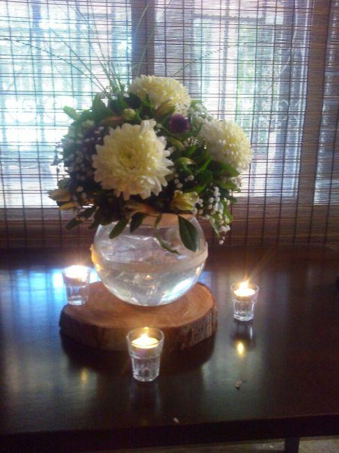 Centros de mesa economicos foro organizar una boda for Centros de mesa economicos