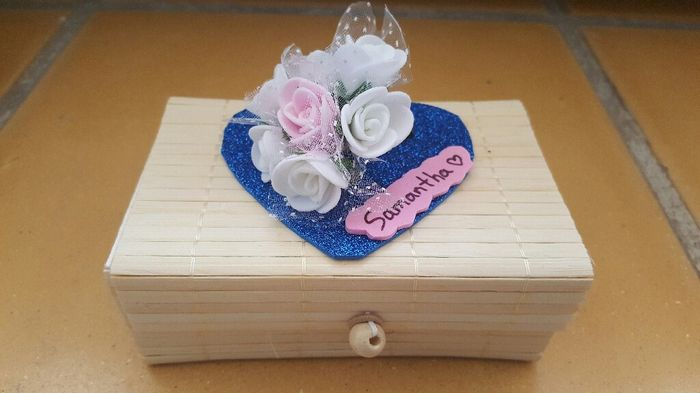 Regalo aceptas ser mi dama foro manualidades para bodas - Manualidades regalo boda ...