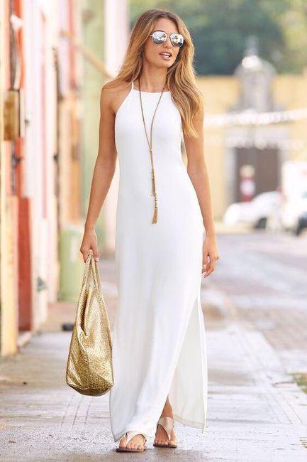 11626876a Maxi vestido para post boda 💃🏻 - Foro Moda Nupcial - bodas.com.mx