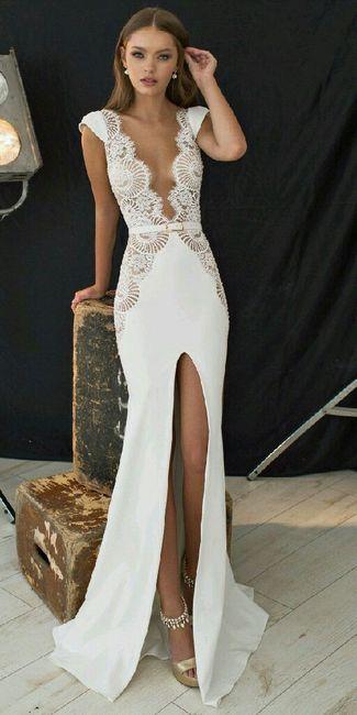 vestidos de novia muy sexis – vestidos baratos