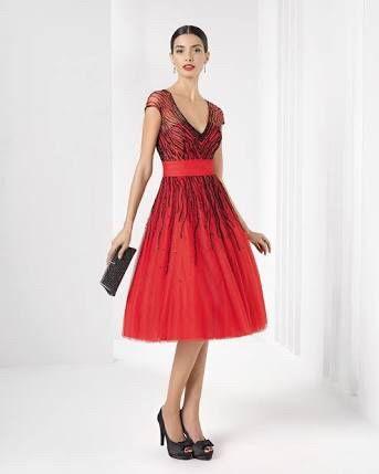 a8e33c4d15 Vestidos de cocktail rosa clará - Foro Moda Nupcial - bodas.com.mx