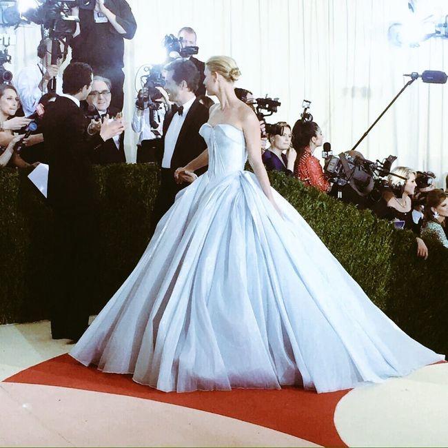 el vestido de cenicienta realmente existe!