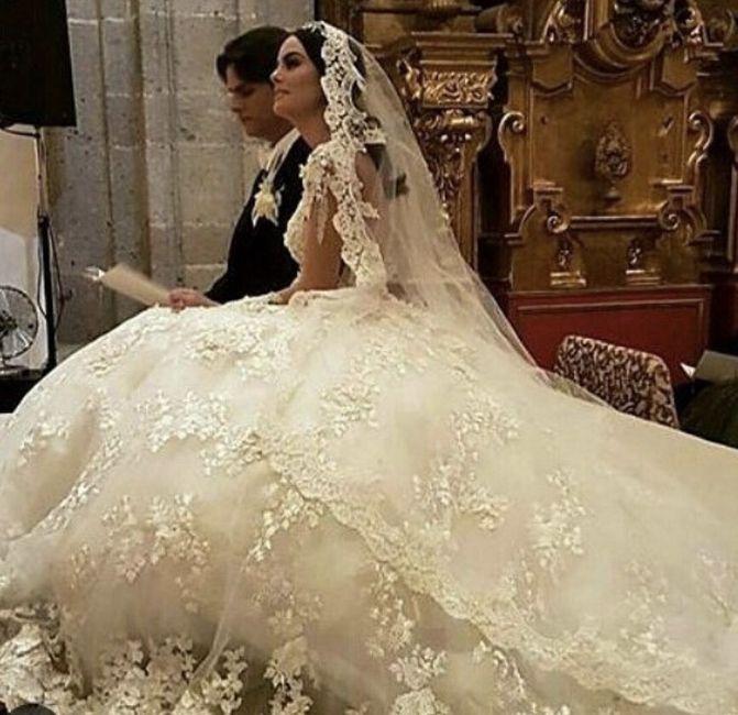 Cuanto puede costar un vestido de novia