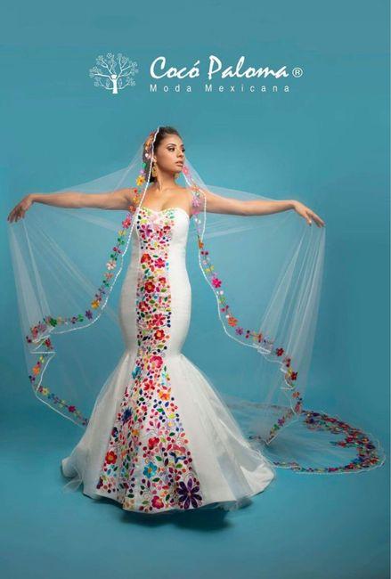 Vestidos De Novia Mexicanos Foro Moda Nupcial Bodas