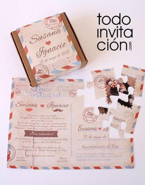 Invitaciones originales 💌 3