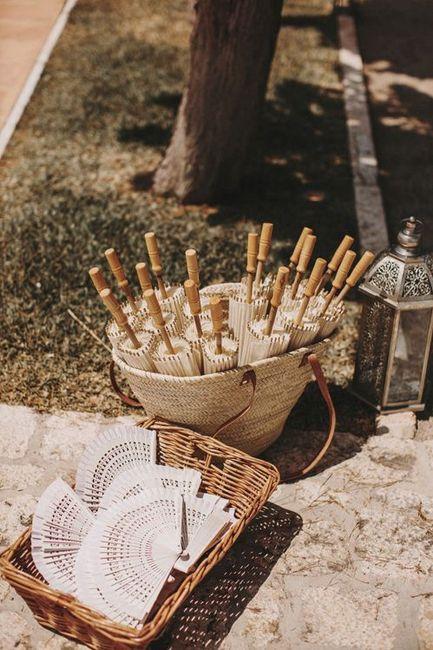 Ideas para decorar con canastitas 🧺 1