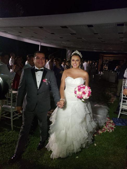 Ya me casé!!!! 👰🏻🤵🏻 3