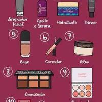 Fórmula Para un maquillaje duradero!💄 - 1