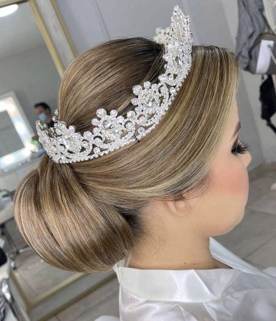 Ideas💡de peinados recogidos👰🏻 4