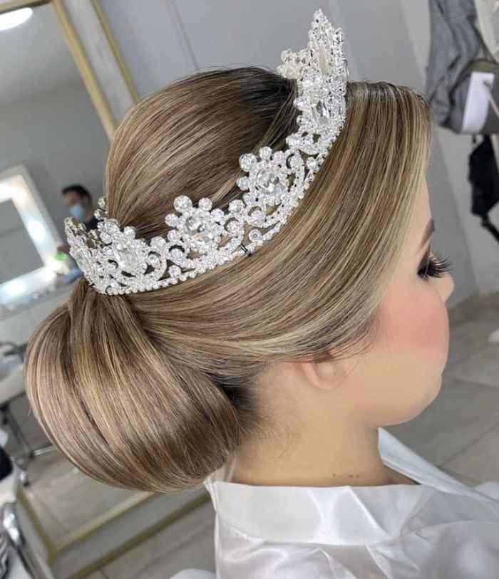 Ideas💡de peinados recogidos👰🏻 - 4