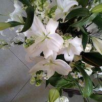 Las flores de nuestra boda. - 1