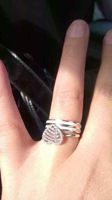 0246afac92f9 Presuman su anillo de bodas!! - Foro Recién Casad s - bodas.com.mx