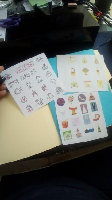 Agenda para organizar la boda ♥ (do It Yourself). 2