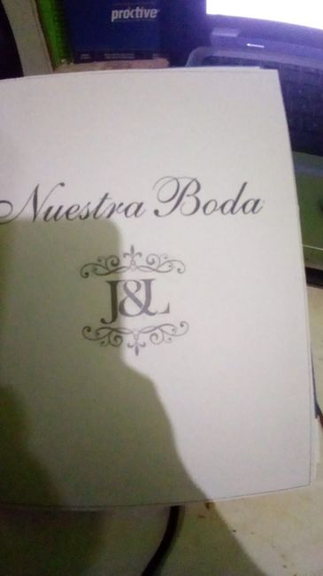 Agenda para organizar la boda ♥ (do It Yourself). 3