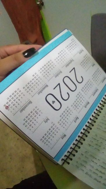 Agenda para organizar la boda ♥ (do It Yourself). 4