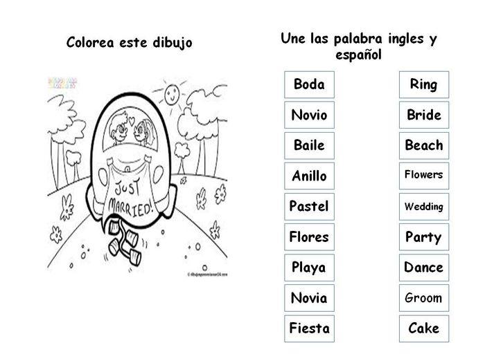 Libro de Actividades para Niños - Foro Organizar una boda - bodas.com.mx