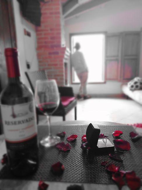 ¿Tu propuesta de matrimonio fue lo que te imaginabas? 🎁 7