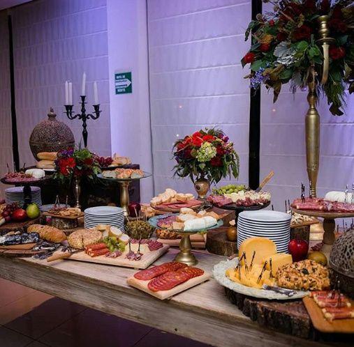 Mesa de carnes frias y quesos para tu boda foro - Mesa de quesos para bodas ...