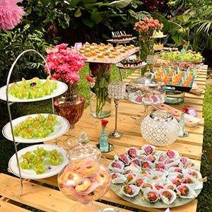 Decoraci n para bodas en jard n foro ceremonia nupcial - Decoracion de bodas en jardines ...