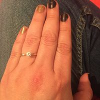 Muestren sus anillos de compromiso 😍💍 - 1