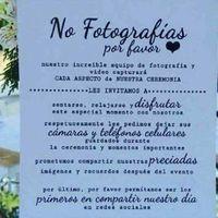 No fotos
