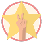 Super Star. Completaste tu entrenamiento en la Escuelita de las Estrellas, ¡te graduaste como Guardiana de la Comunidad!