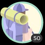 Aventurera (50). ¡Eres lo máximo! Participaste en 50 debates así que ya presume tu insignia.