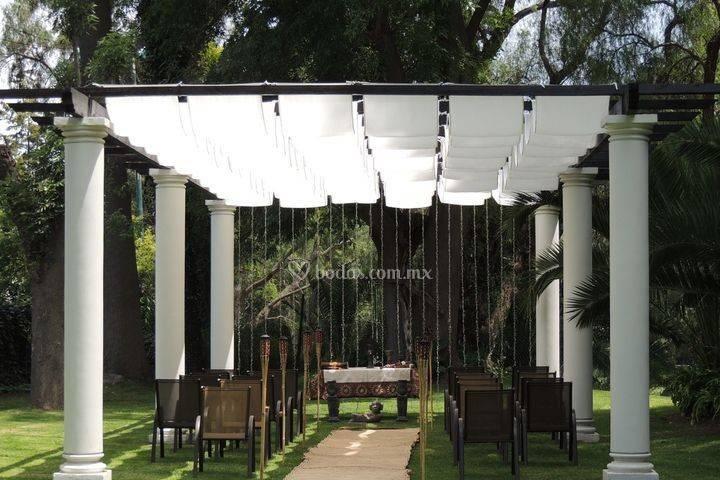 Jardin Bosques
