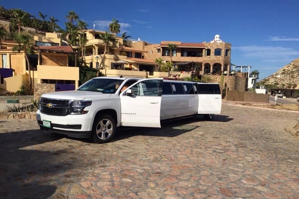 Luxury transportación