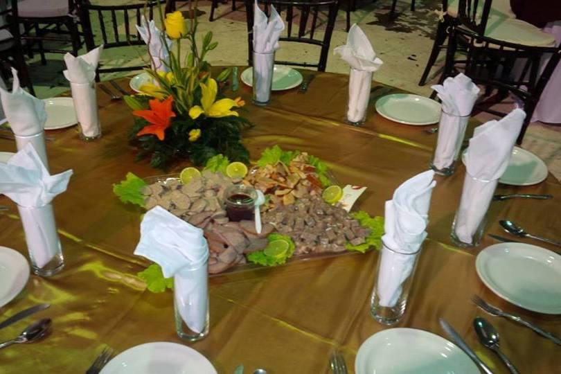 Banquetes Rocío