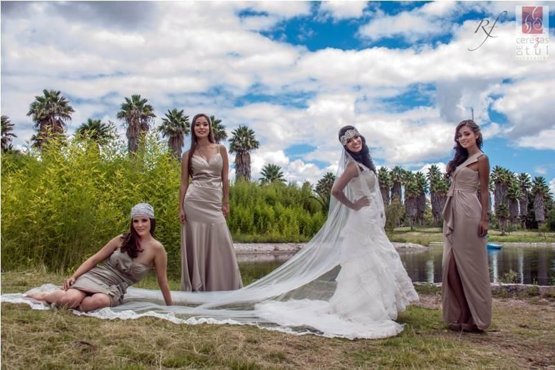 Todo para la novia y sus damas