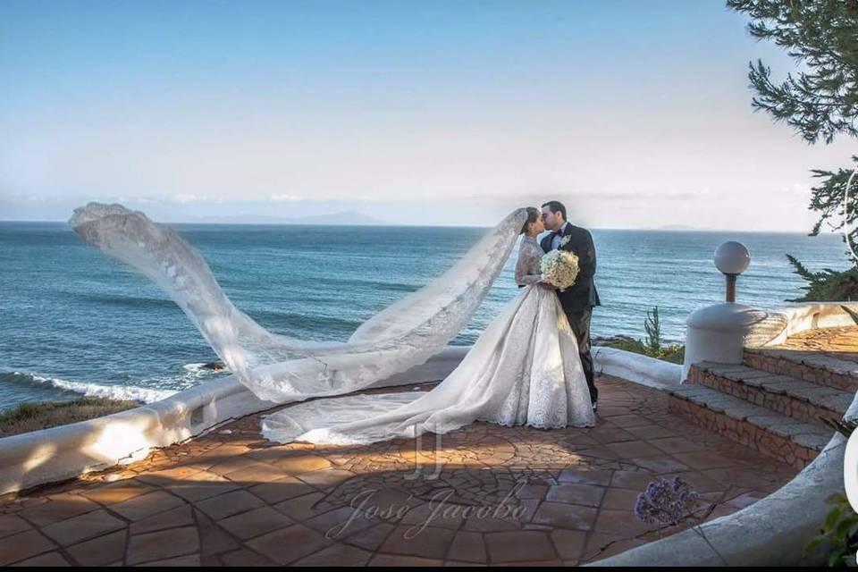 Su boda de ensueño