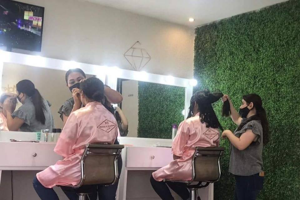 WE Makeup Studio & Academy