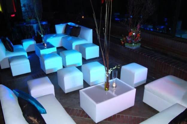 Escenarios lounge