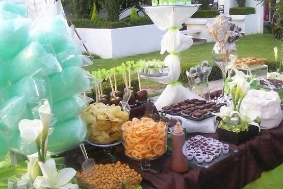 La Delicia - Mesa de dulces