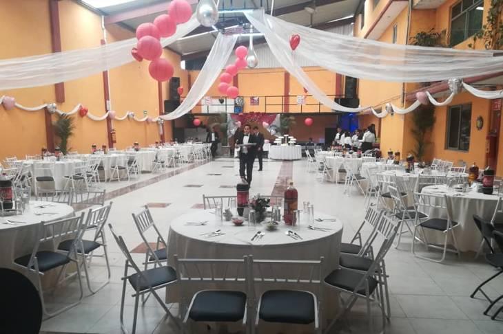 Salón de Eventos Foro 22