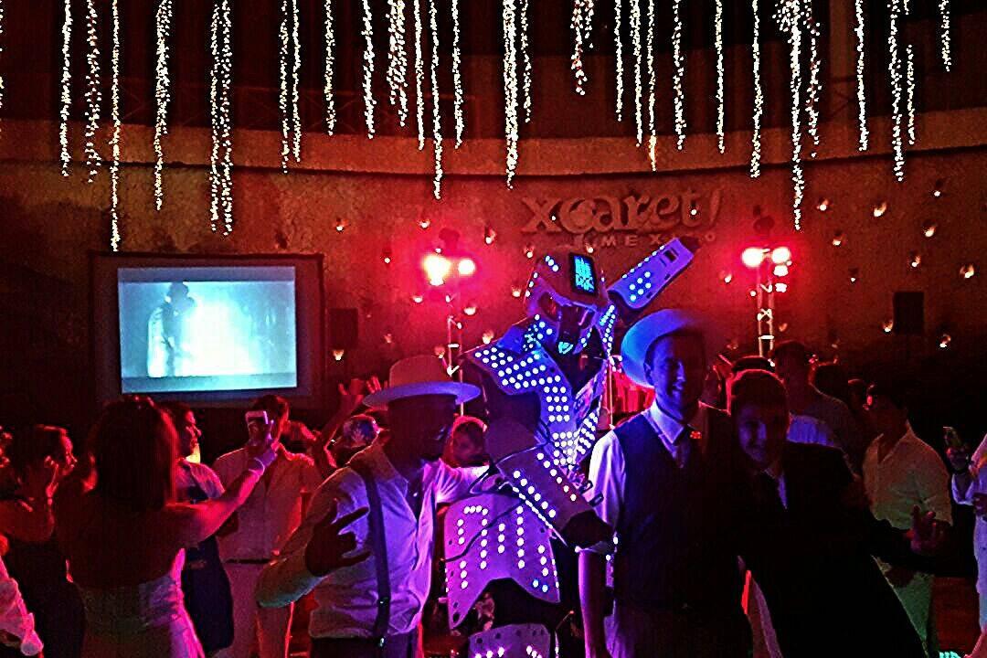 AudioLed DJ & Live Music