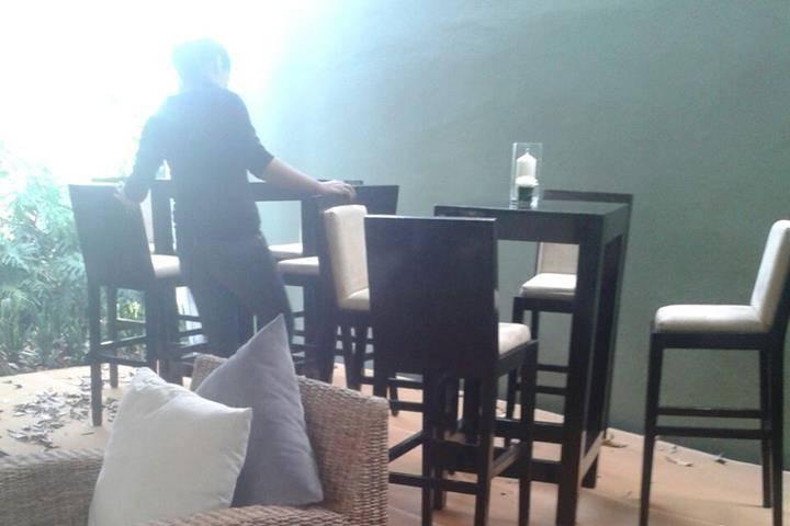 Salas y mesas periqueras