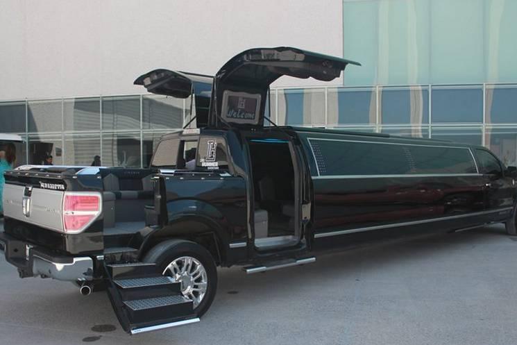 Limousinas de lujo
