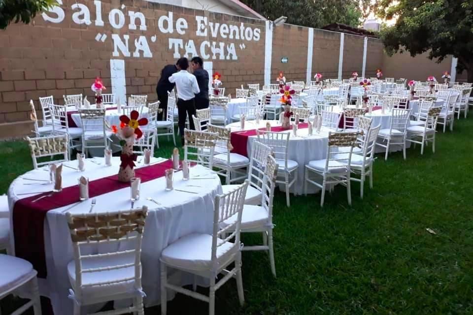 Salón de Eventos Na'Tacha