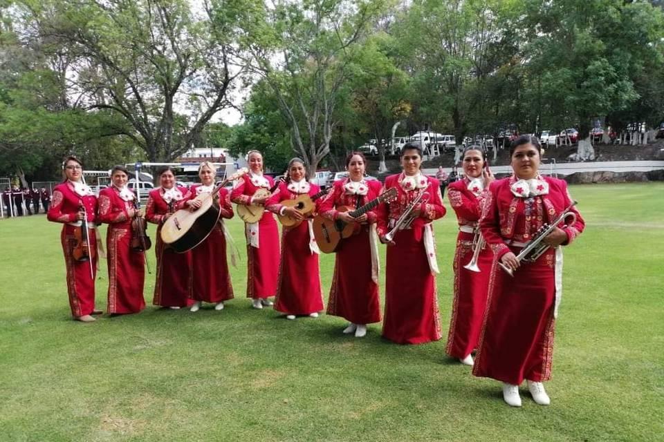Mariachi Femenil Las Tarascas