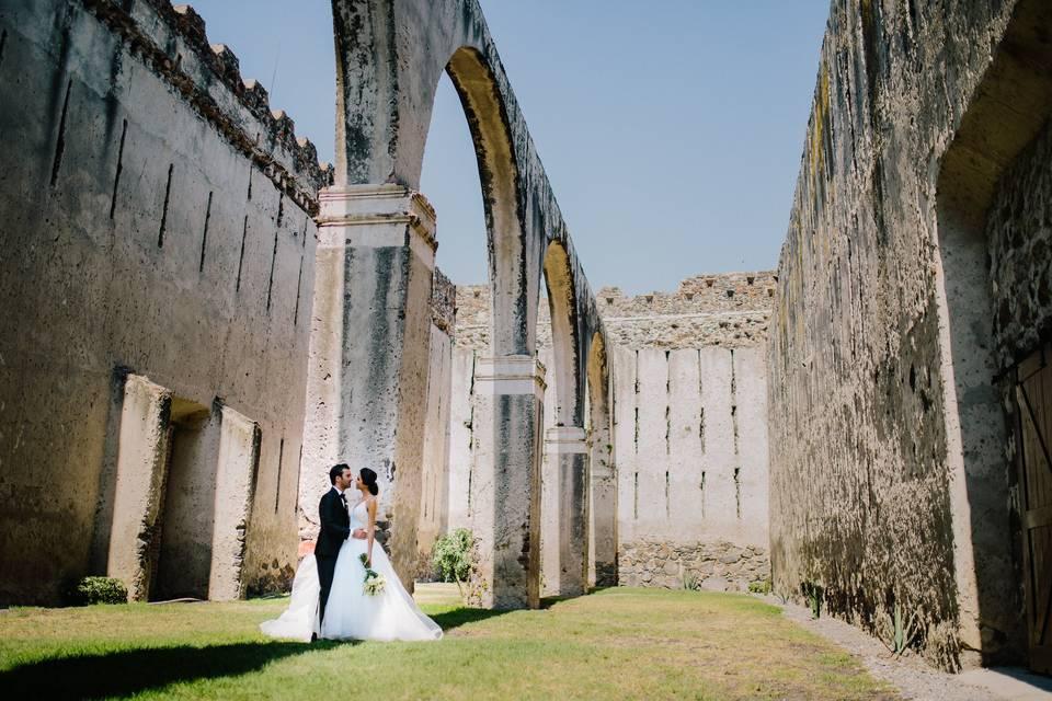 Troje Hacienda Castillo