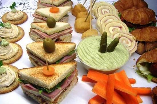 Banquetes y Bocadillos Zaldivar