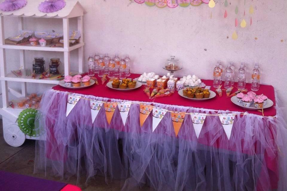 Candy Bar Jess Vallarta
