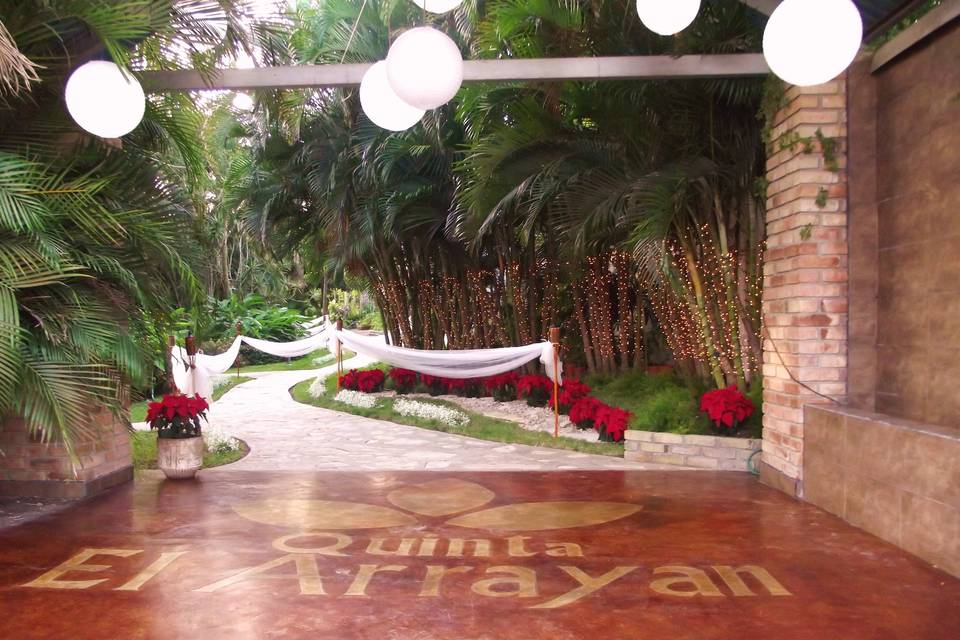 Quinta El Arrayán