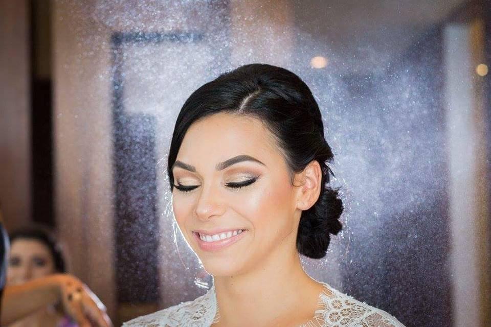 Sara Tamargo Makeup
